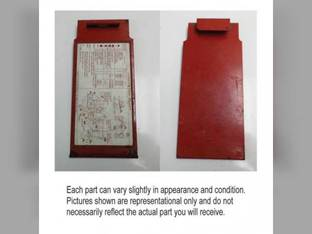 Used Firewall Support Cover International 786 7388 3688 986 5288 3288 Hydro 186 6788 3088 1486 1086 7288 3588 6588 3788 5088 3388 886 7488 6388 1586 5488 120441C91