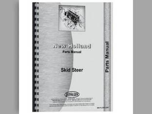Parts Manual - L553 L555 New Holland L553 L555