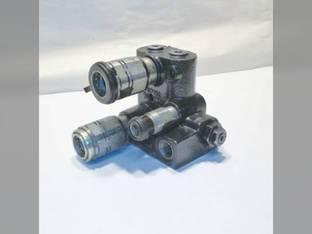 Used Hydraulic Control Valve - Power Beyond Inc. Case IH MX210 MX285 MX230 MX255 87442165 New Holland TG230 TG255 TG210 TG285 87442165