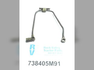 Pipe-rh Rocker Arm