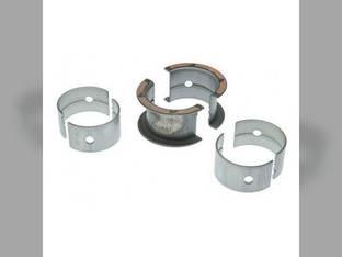 "Main Bearings - .020"" Oversize - Set International 400 450 Super M M C281 C248 C264"