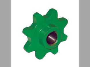 Elevator Chain Sprocket John Deere 9760 STS 9510 9650 STS 9560 STS CTS 9660 STS 9770 STS CTSII 9860 STS 9750 STS 9500 9410 9610 9400 9510 SH 9570 STS 9600 9500 SH 9870 STS 9670 STS H128576