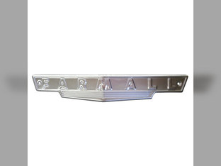 Grille, Front, Name Plate