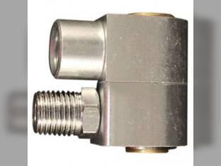 "Milton Air Tool Fitting - Swivel Hose Connector 1/4"" NPT"