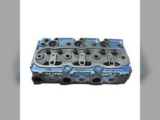 Remanufactured Cylinder Head Kioti LB1914 CK20 E5700-03043 Kubota B1750 B8200 F2000 B7200 15532-03040