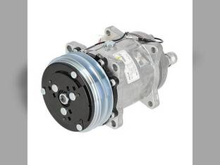 Air Conditioning Compressor - Economy Ford 7410 5610 8210 TW25 6710 8630 8530 7710 6810 TW35 6610 8830 7910 6410 FW20 TW15 7810 8730 9030 7610 TW5 5110 E8NN19D629AA