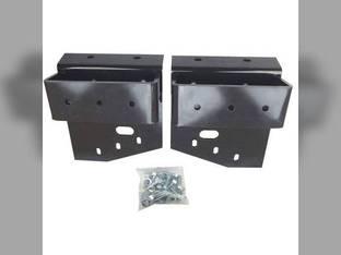 Weight Bracket Set New Holland L565 LX665 LS160 LS170 L170 LX565 L160 86504860 John Deere 7775 6675 AM120232