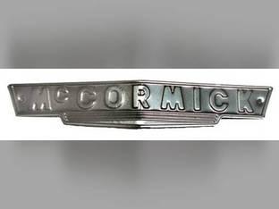 """Grille Emblem """"McCormick"""" International O4 WD9 W4 OS4 OS6 W9 W6 O6 355156R1"""