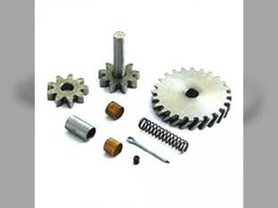 Oil Pump Repair Kit Massey Ferguson 302 175 165 304 356 65 180 3165 320 601-1347 Case 400 500 300B 300 320B 320 Continental G206 G206 G176 G176 International 350