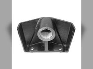 Axle, Front Support, Pivot Bracket