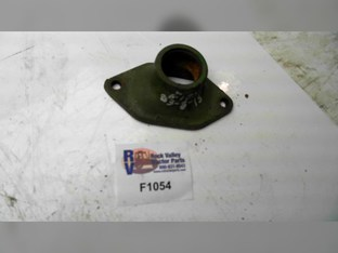Inlet-cyl Head Water