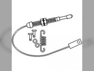 Cable - Throttle Massey Ferguson 396 398 399 3762119M91