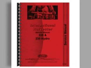 Service Manual - 235 Case IH 235