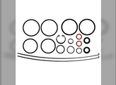 Clutch, Booster, Seal Kit