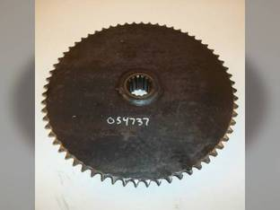 Used Axle Drive Sprocket Gehl 4500 SL4510 4610 SL4500 SL4610 4510 4600 054737