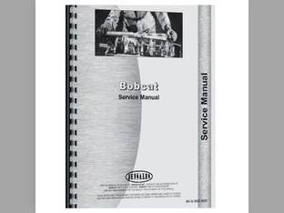 Service Manual - 700 720 721 722 Bobcat 721 720 700 722