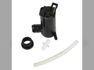 Windshield Washer Pump Bobcat T250 773 743 645 873 741 751 T190 742 S175 863 843 853 553 963 T200 T180 S220 864 S250 S150 763 S185 T110 T140 642 S100 T320 S205 643 753 883 S130 T300 S160 A300 7753