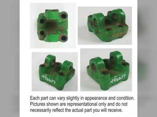 Used Center Link Bracket John Deere 4250 4050 4240 4255 4055 4320 4040 4430 R62305
