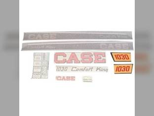 Decal Set Case 1030