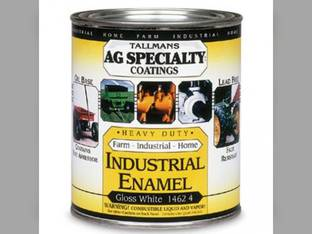 New Holland Chassis Gray Tractor Paint Quart