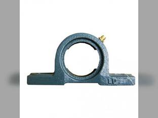 "Cast Low Profile Pillow Block Housing 1-1/8"" - 1-1/4"""