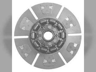 Remanufactured Clutch Disc Oliver 1955 1950 2050 White 2-110 2-105 30-3295842 164008A