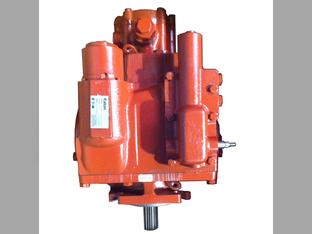 Hydrostat, Pump