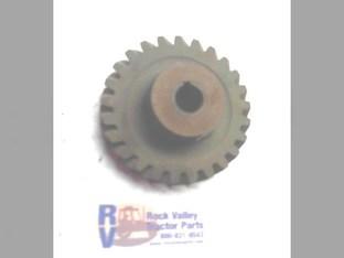 Gear-drive Fan & Oil Pump