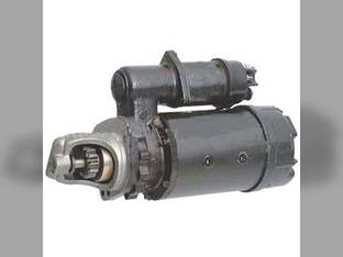 Remanufactured Starter - Delco Style (6353) Case IH 1680 1620 1660 1682 1640 104211A1 International 1482 1480 1440 782 1460 1420 1470 1400 245153C91 New Holland TR86 TR96 695710