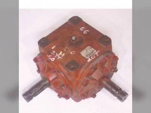 Used Gear Box Hesston SH60B SH60A 560 1180 5580E 550 5545 5580 5585 5800 5540 SH30B 6500540