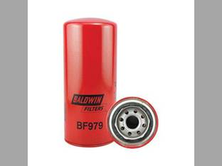 Filter - Fuel Spin On Primary BF979 702251 C1 702143 C1 703420 C91 International 1566 1086 856 1586 Hydro 186 1486 1456 966 1468 3688 Hydro 100 986 1256 1466 886 1066 Case IH 1660 1680 1640 Oliver