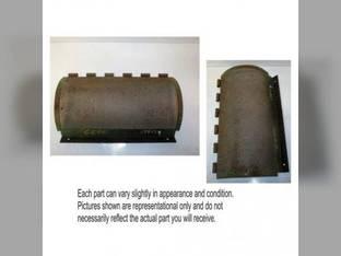 Used Clean Grain Lower Auger Perforated Door John Deere 6620 6622 6620 SH H98489