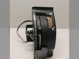 Used Rockshaft Control Switch John Deere 8100T 8420 8200T 8110 7320 9420 9200 9620 8200 9320 9100 8320 8400 7220 8120 9400 8410 9220 8520 7420 8400T 9520 8310 8220 8300 9120 7520 9300 8100 8300T 8210