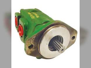 Used Gear Pump John Deere 8760 8770 8870 8560 8960 8570 8970 RE44100