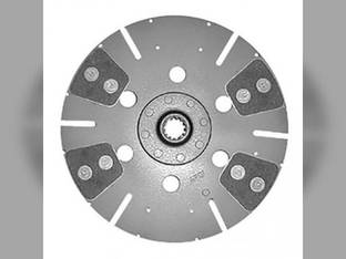 Remanufactured Clutch Disc Massey Ferguson 1160 1445 1165 Mahindra 3510 4110 White 43 Field Boss 886727M1 886727M2 16441202101