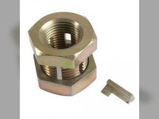"""Wheel Clamp Lock Nut - 5/8""""-18 International 130 200 504 330 B 404 424 444 240 340 A 100 230 C"""