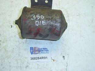 Filter-secondary Fuel