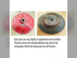 Used Cleaning Fan Driven Pulley International 1440 1460 1470 1480 192989C93