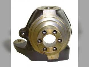 MFWD Steering Knuckle - LH - Carraro Case 588G 580 Super L 580M 580 Super M 586G 570LXT 585G 580L 144455A1 New Holland LB75B LB90 LB110 LB75 LB75CP 85805981 Ford 555E 675E 655E 575E 85805981