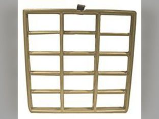 Plastic Front Grille