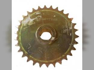 Seed Transmission Chain Gear Sprocket - 30 Tooth John Deere 7000 7000 7100 7100 AA63005