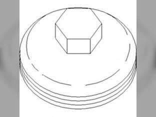 Wheel Hub Cap FIAT 480 450 540 640 4957312