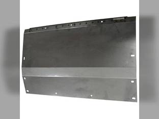 "Floor Sheet - Center 31-7/16"" Stainless Steel John Deere 930F 925F 922F 918F 920F AH151627"