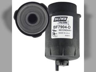 Filter - Secondary Fuel / Water Separator with Drain Element BF7904 D John Deere 315 315 CT315 4720 4520 5325N 325 328 244J 5325 4120 304J 313 332 5225 320 CT332 CT322 4320 317 RE508202