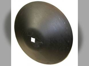"""Disc Blade 24"""" Smooth Edge 1/4"""" Thickness 1-1/4"""" Square Axle Deep Cone"""