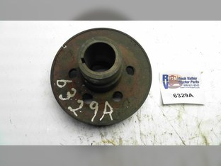 Pulley-front Crank