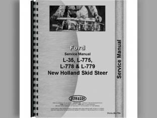 Service Manual - L35 L775 L778 L779 New Holland L335 L775 L778 L779