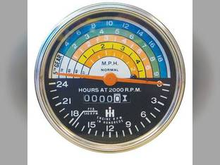 Tachometer Gauge International 340 371243R92