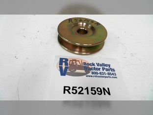Pulley-alternator New