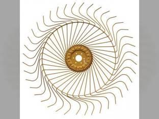 Rake Wheel - RH Complete Tonutti PL015 PR015 P20AG001